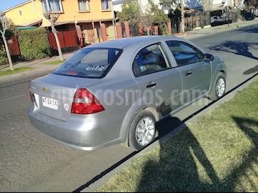 Foto Chevrolet Aveo 1.4L LS  usado (2007) color Plata precio $2.800.000