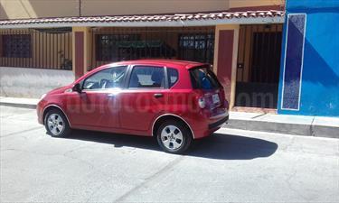 Chevrolet Aveo 1.4L usado (2012) color Rojo Flama precio u$s9,400