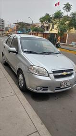 Foto Chevrolet Aveo 1.4L usado (2011) color Gris Urbano precio $7,400
