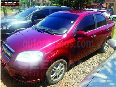 foto Chevrolet Aveo 1.6 4p