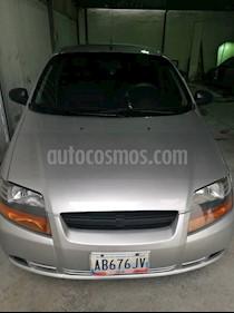Foto venta carro Usado Chevrolet Aveo 1.6 AA AT LS (2009) color Plata precio BoF2.600