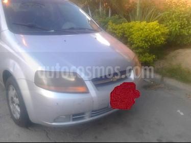 Foto venta carro usado Chevrolet Aveo 1.6 L 5 puertas (2008) color Plata precio u$s3.150