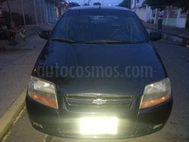 Foto venta carro usado Chevrolet Aveo 1.6 (2004) color Gris Oscuro precio u$s1.600