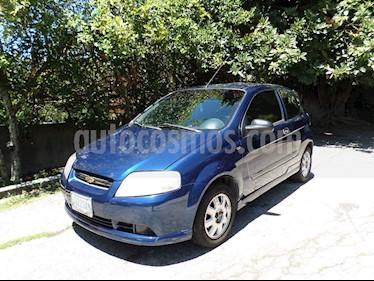 Chevrolet Aveo 1.6 usado (2010) color Azul precio u$s2.500