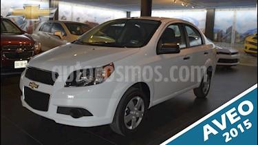 Foto Chevrolet Aveo 1.6 usado (2016) color Blanco precio BoF10.112.100