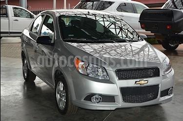 Foto Chevrolet Aveo 1.6 usado (2016) color Plata precio BoF20.608.658