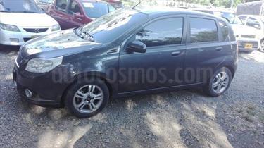 Chevrolet Aveo 1.6L Ac usado (2011) color Gris Galapagos precio $23.000.000