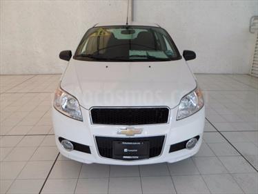Chevrolet Aveo 1.6L Aut usado (2015) color Blanco Glaciar precio BoF30.700.000