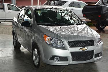 Chevrolet Aveo 1.6L Aut usado (2016) color Plata precio BoF289.531.000