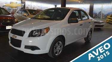 Foto venta carro usado Chevrolet Aveo 1.6L Aut (2015) color Blanco Glaciar precio BoF77.800.000