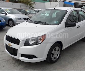Foto venta carro Usado Chevrolet Aveo 1.6L Aut (2015) color Blanco Glaciar precio BoF5.250.000