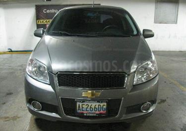Foto venta carro usado Chevrolet Aveo 1.6L (2012) color Gris Acero precio u$s4.000