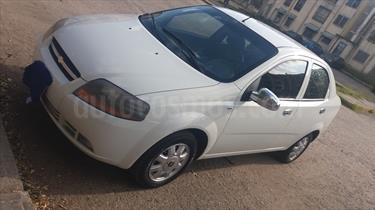 Foto venta carro usado Chevrolet Aveo 1.6L (2010) color Blanco Glaciar precio u$s2.200