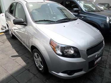 Chevrolet Aveo 1.6L usado (2015) color A eleccion precio BoF30.660.000