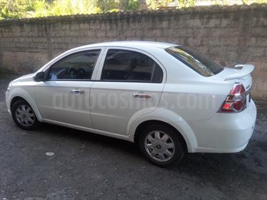 Foto venta carro Usado Chevrolet Aveo 1.6L (2011) color Blanco precio u$s3.100