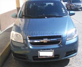 Foto venta carro usado Chevrolet Aveo 1.6L (2011) color Azul precio u$s4.700