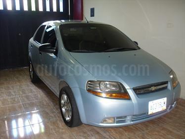 Foto venta carro usado Chevrolet Aveo 1.6L (2010) color Plata precio u$s3.800