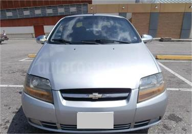 Foto venta carro usado Chevrolet Aveo 1.6L (2015) color Gris Bretana precio BoF880.000.000