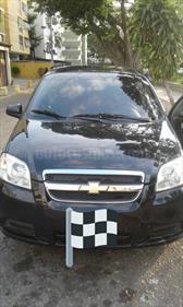 Foto venta carro usado Chevrolet Aveo 1.6L (2013) color Negro precio u$s4.000