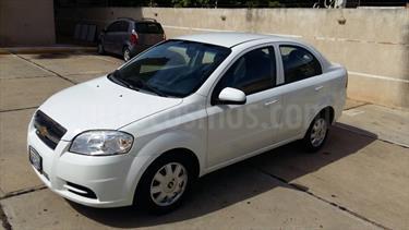 Foto venta carro Usado Chevrolet Aveo 1.6L (2011) color Blanco precio u$s4.300