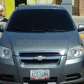 Foto Chevrolet Aveo 1.6L usado (2011) color Gris Cosmos precio u$s3.600