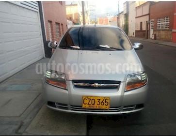 Foto venta Carro Usado Chevrolet Aveo 1.6L (2009) color Gris precio $18.300.000