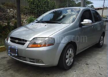 Foto venta carro usado Chevrolet Aveo 3P 1.6 AA AT (2008) color Plata precio u$s35.000