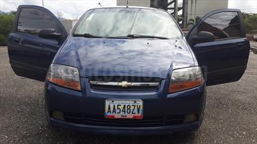 Foto venta carro usado Chevrolet Aveo 3P 1.6 AA AT (2008) color Azul precio u$s2.300