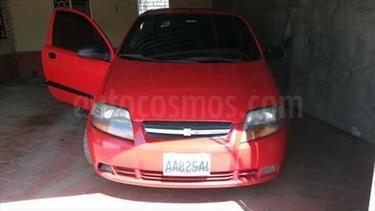 Foto venta carro usado Chevrolet Aveo 3P 1.6 AA AT (2008) color Rojo Autentico precio u$s2.400
