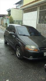 Foto venta carro usado Chevrolet Aveo 3P 1.6 AA Mec (2008) color Gris Oscuro precio u$s60.000