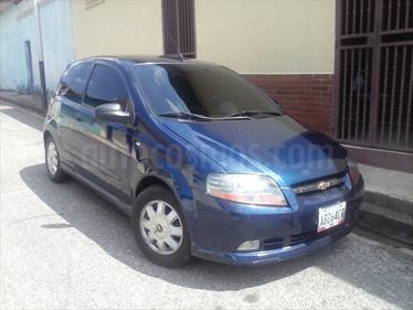 Foto venta carro usado Chevrolet Aveo 3P 1.6 AT (2008) color Azul precio u$s2.600
