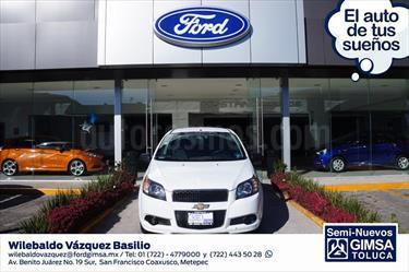 Foto Chevrolet Aveo 4p LS 5vel