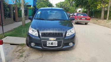 foto Chevrolet Aveo 4p Lt 1.6n M/t