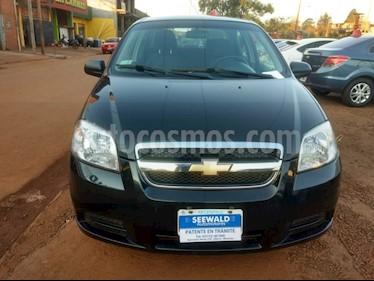 Foto venta Auto Usado Chevrolet Aveo 4p Lt 1.6n M/t (2010) color Negro precio $175.000