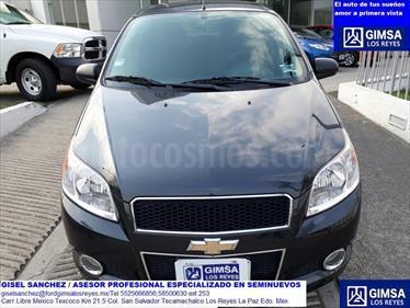 Foto Chevrolet Aveo 4p LTZ L4/1.6 Aut