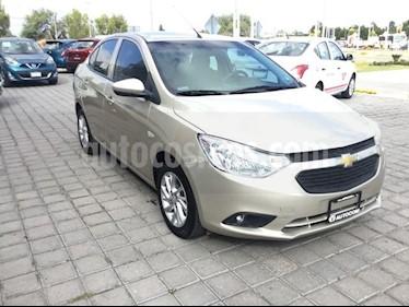 Foto Chevrolet Aveo AVEO PAQ D LT usado (2018) precio $215,000