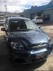 Foto venta carro Usado Chevrolet Aveo Aveo sed?n 1.6 AA AT. 5 puertas (2015) color Azul