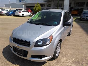 foto Chevrolet Aveo B.   ESTANDAR  CLIMA..CD. SEGUROS ELECTRICOS.