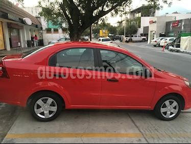 Foto venta Auto Seminuevo Chevrolet Aveo LS (Nuevo) (2017) color Rojo precio $128,000
