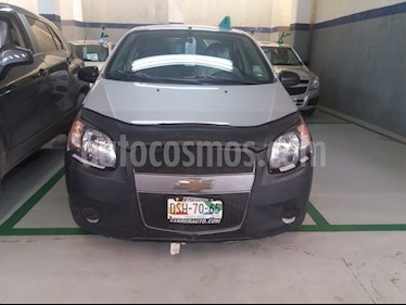 Foto venta Auto Seminuevo Chevrolet Aveo LS (Nuevo) (2016) color Gris precio $165,000