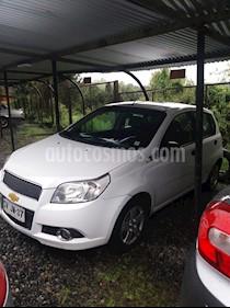 Foto venta Auto Usado Chevrolet Aveo LS 1.4 5P (2011) color Blanco precio $3.600.000
