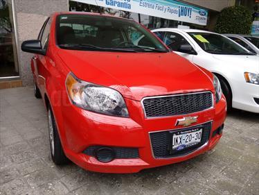 Foto Chevrolet Aveo LS Aa radio (Nuevo)