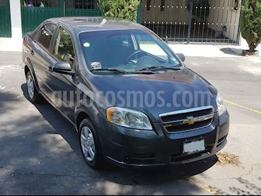 Foto venta Auto usado Chevrolet Aveo LS Aa radio (Nuevo) (2011) color Gris precio $68,000
