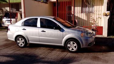 Foto venta Auto usado Chevrolet Aveo LS Aa Radio Aut (Nuevo) (2008) color Plata Brillante precio $80,000