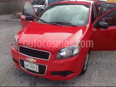 Foto venta Auto usado Chevrolet Aveo LS Aa (2015) color Rojo precio $100,000