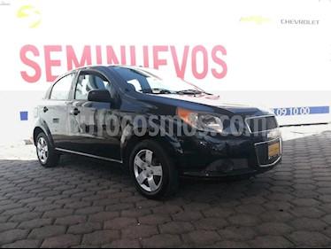 Foto venta Auto Seminuevo Chevrolet Aveo LS Aa (2013) color Negro precio $112,000