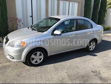 Foto venta Auto Seminuevo Chevrolet Aveo LS Aa (2012) color Plata precio $53,000