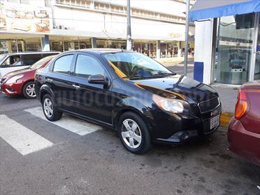 Foto venta Auto Usado Chevrolet Aveo LS Aut (2013) color Negro precio $105,000
