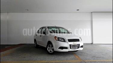Foto venta Auto Usado Chevrolet Aveo LS Aut (2016) color Blanco precio $155,000