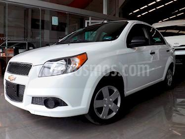 Foto venta Auto Seminuevo Chevrolet Aveo LS Aut (2016) color Blanco precio $135,000